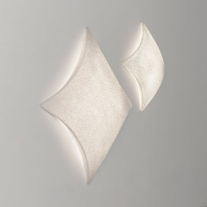 Kite Wall Light - White (Small and Large)