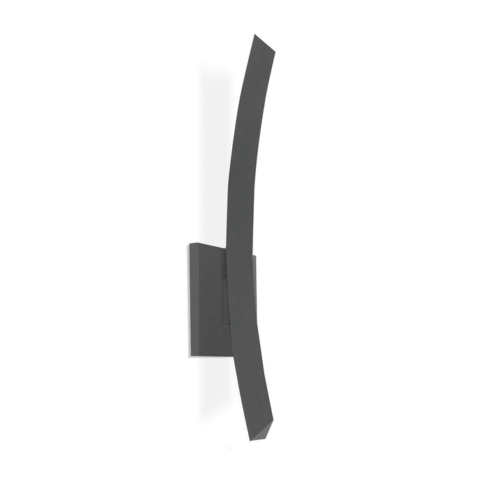 Kattari LED Outdoor Wall Sconce - Graphite Finish