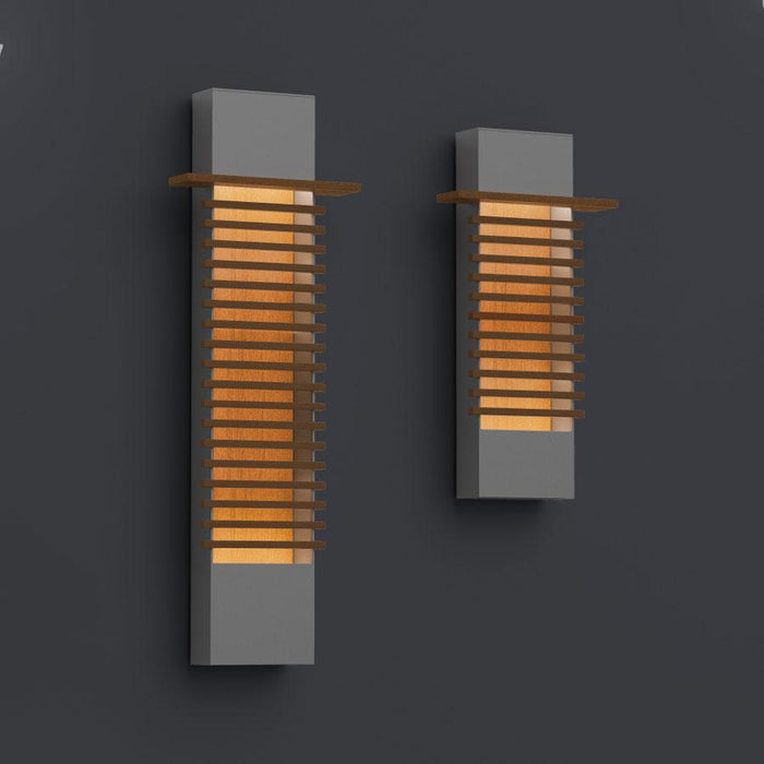 Kengo LED Outdoor Wall Sconce - Display
