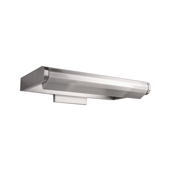 "Kent 17"" Picture Light - Brushed Nickel Finish"