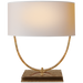 Kenton Desk Lamp - Hand-Rubbed Antique Brass