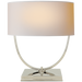 Kenton Desk Lamp - Polished Nickel