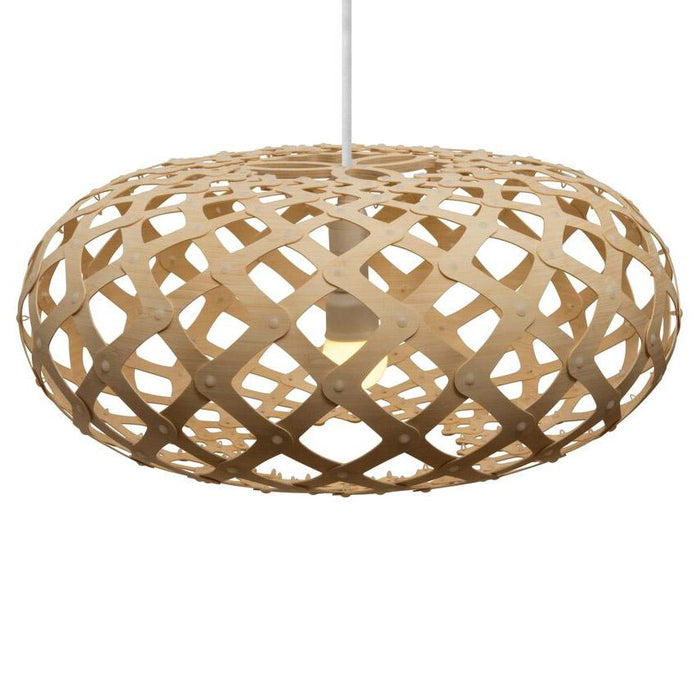 "Kina 17"" Pendant - Natural"