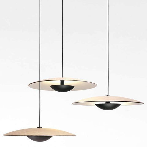 LED-Ginger 20 3-Light Pendant Cluster