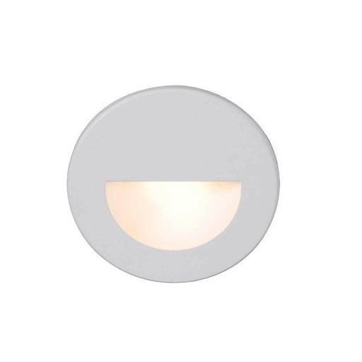 LED300 LEDme Step Light - White Finish with White Light