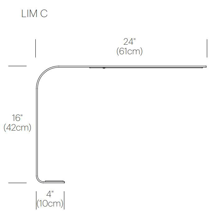 LIM C Under Surface Light - Diagram
