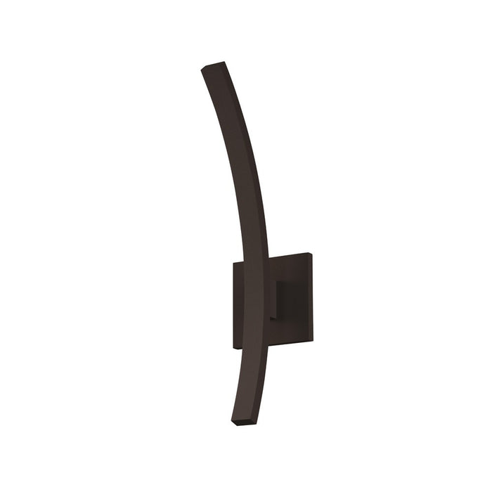 "L'Arc 18"" Outdoor LED Wall Sconce - Bronze"