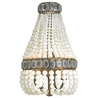 Lana Wall Sconce Cream