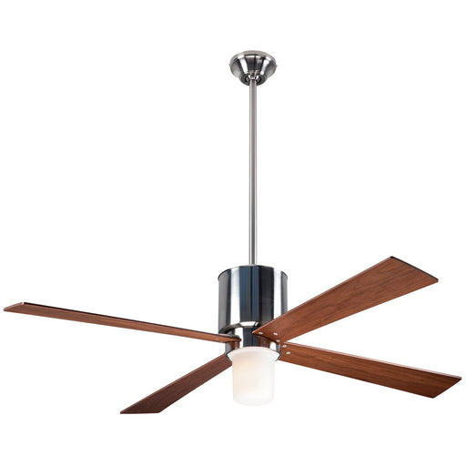 Lapa Ceiling Fan - Mahogany (LED Light)