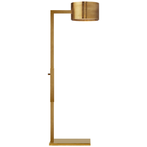 Larchmont Floor Lamp Antique Brass