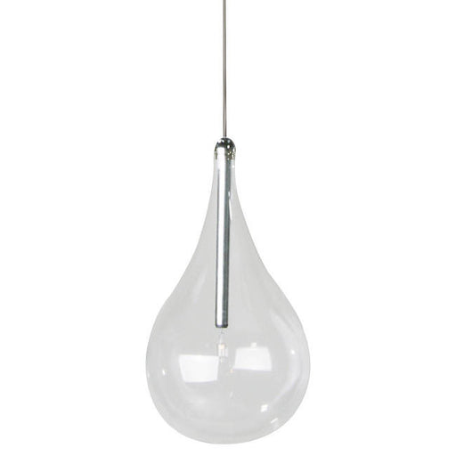 Larmes Mini Pendant - Polished Chrome