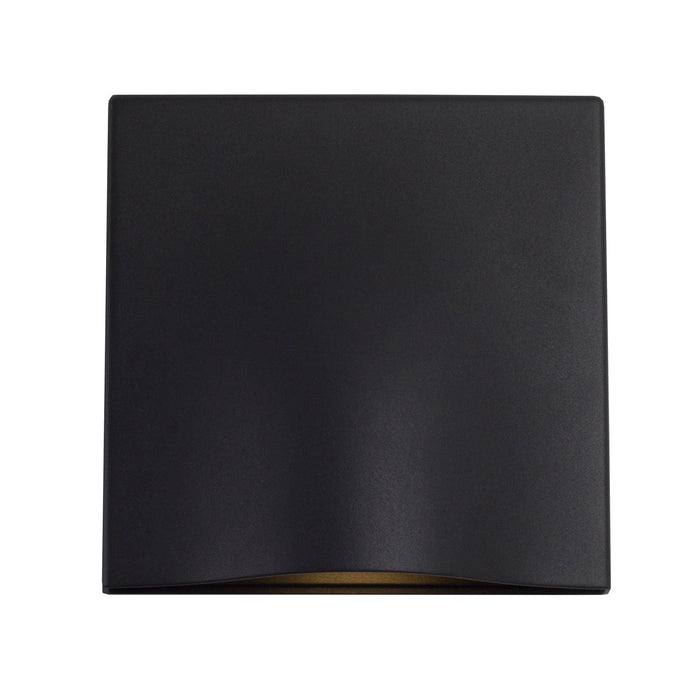 Lenox LED Outdoor Wall Sconce - Black Finish