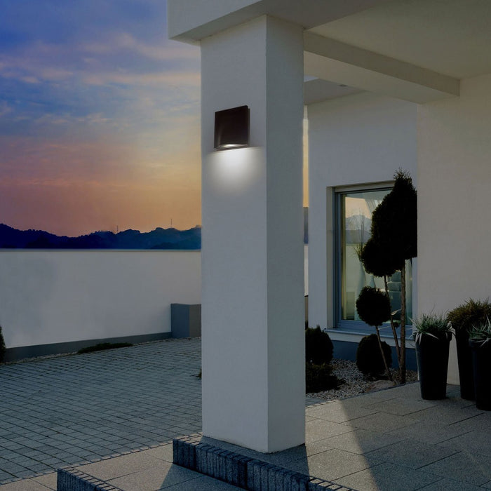 Lenox LED Outdoor Wall Sconce - Display