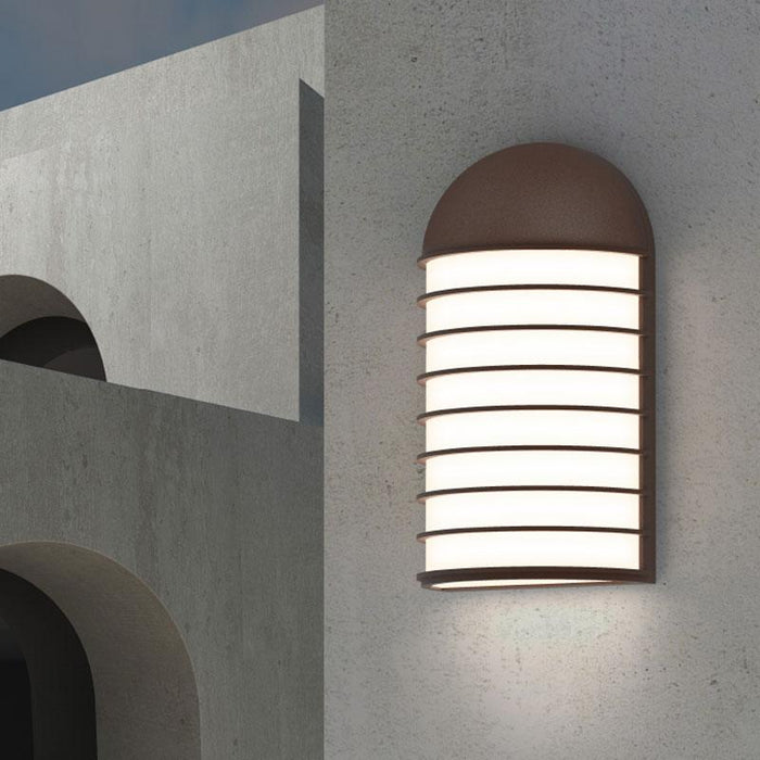 Lighthouse Big LED Outdoor Wall Sconce - Display