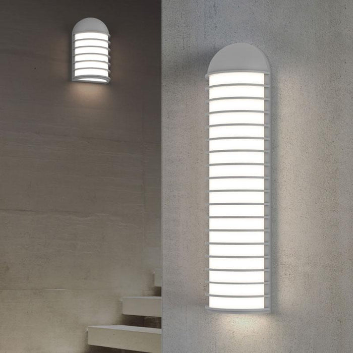 Lighthouse LED Outdoor Wall Sconce - Display