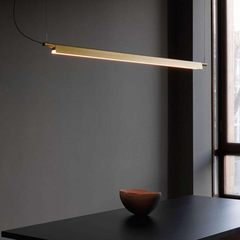 Compendium Suspension Light Display