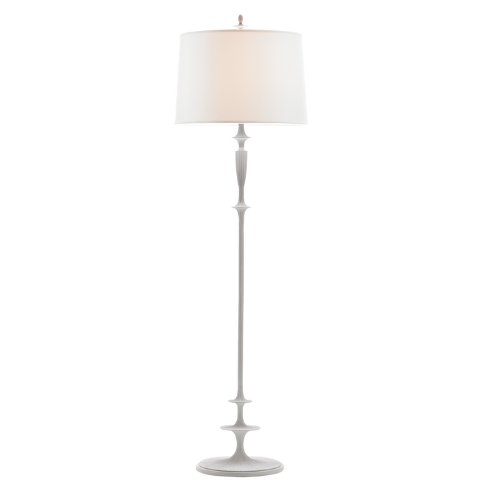 Lotus Floor Lamp White