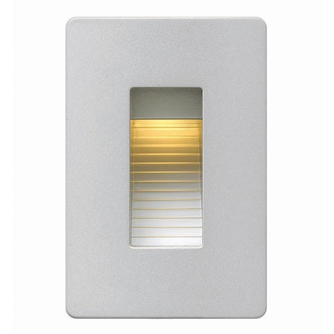 Luna Step Light - Titanium Vertical
