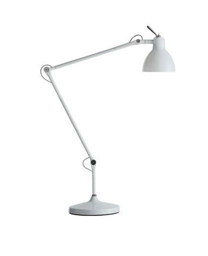 Luxy T2 white body table lamp