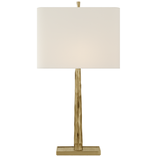Lyric Branch Table Lamp Soft Brass