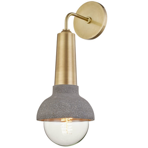 Macy Wall Sconce - Aged Brass