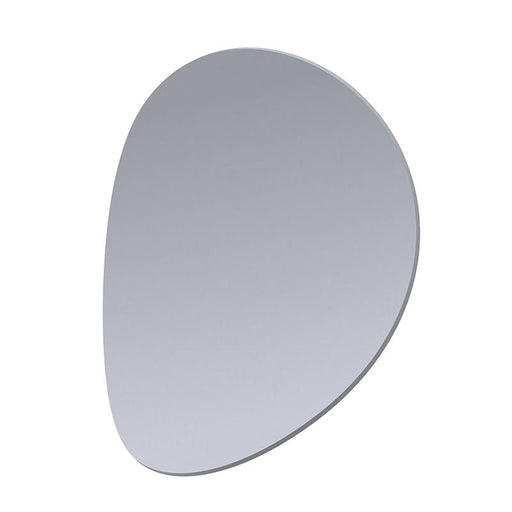 Malibu Discs LED Wall Sconce - Dove Gray Finish