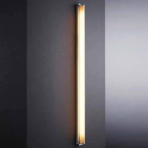 Manhattan T5 Wall Sconce - Chrome Finish