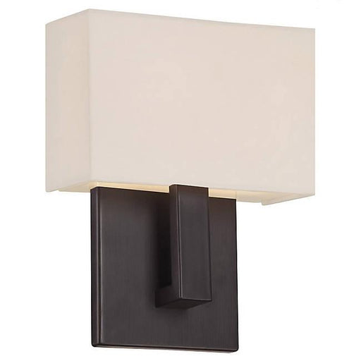 Manhattan Wall Sconce - Brushed Bronze