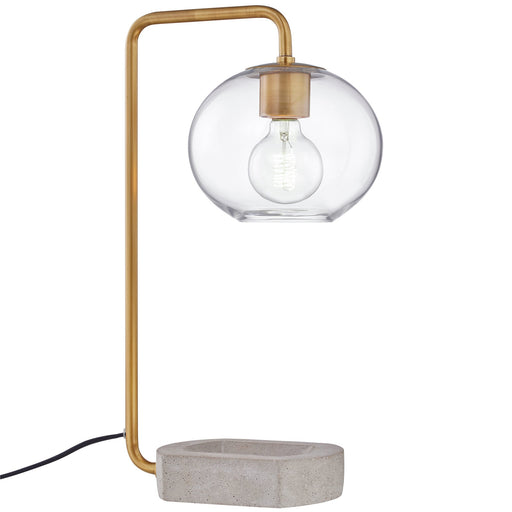 Margot Table Lamp - Aged Brass Finish