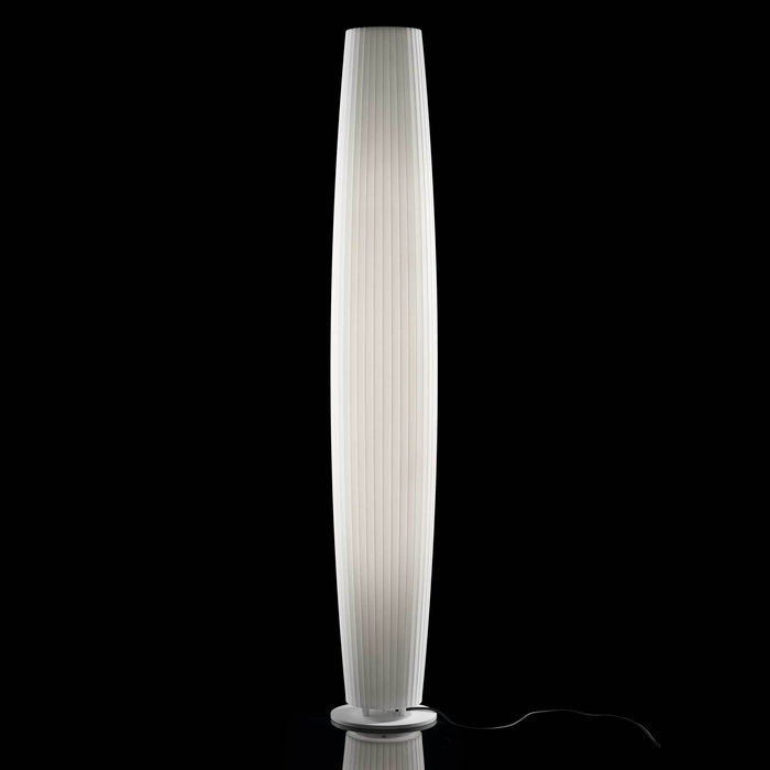 Maxi Outdoor Floor Lamp - White Finish