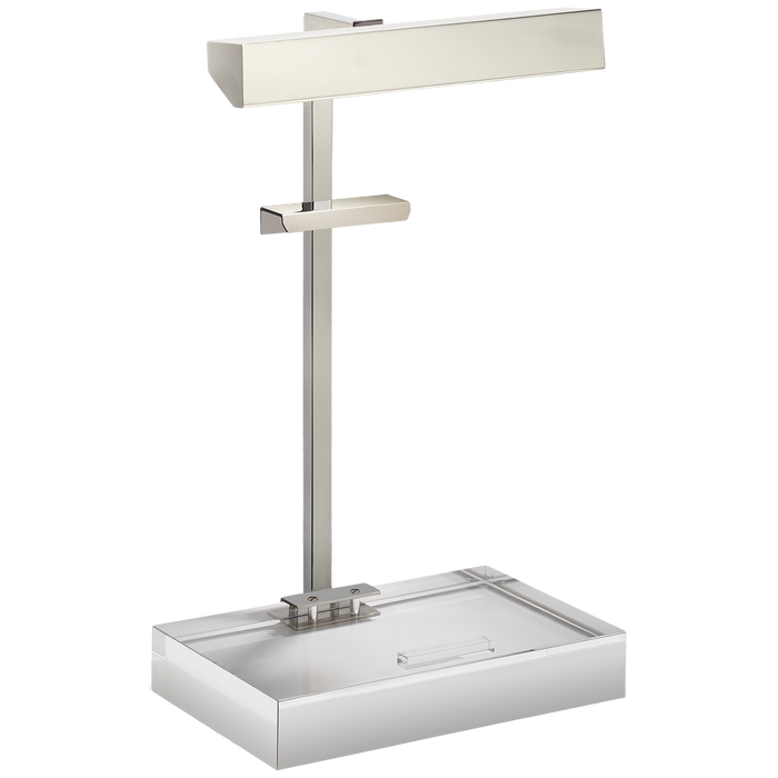 McClean Easel Light Polished Nickel