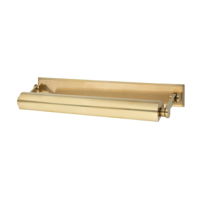 Merrick Large Picture Light - Aged Brass Finish