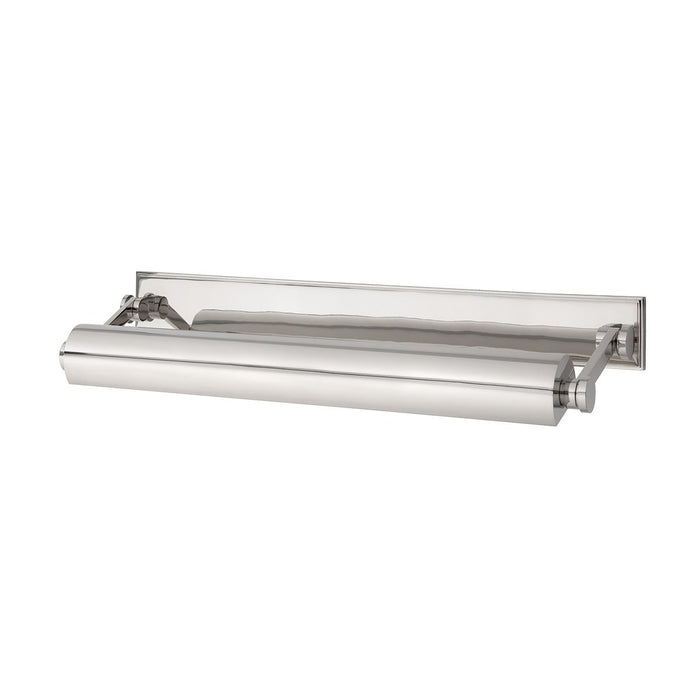 Merrick Large Picture Light - Polished Nickel Finish