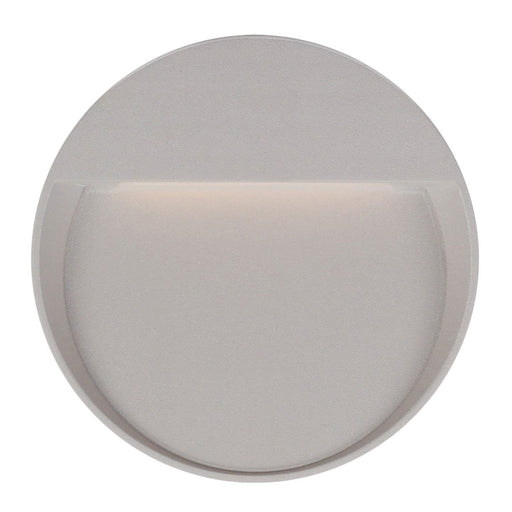 Mesa LED Outdoor Step/Wall Light - Gray Finish