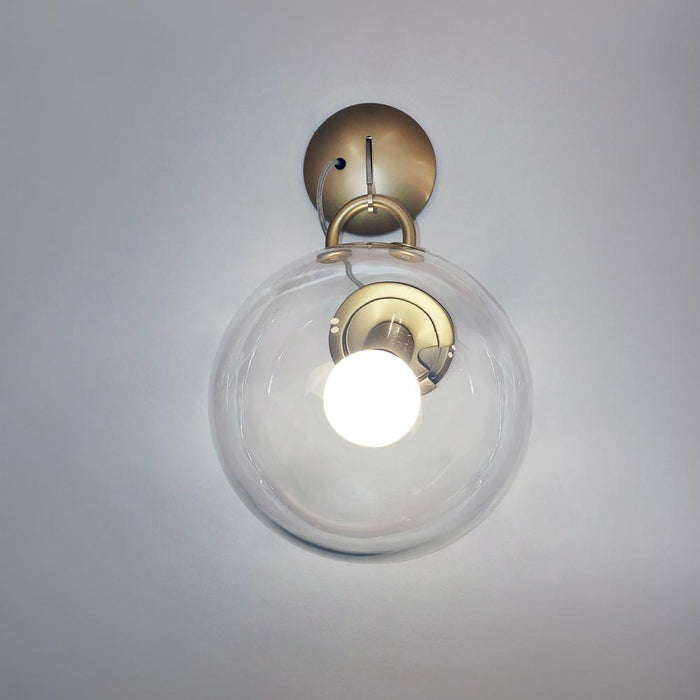 Miconos Wall Light - Gold Finish