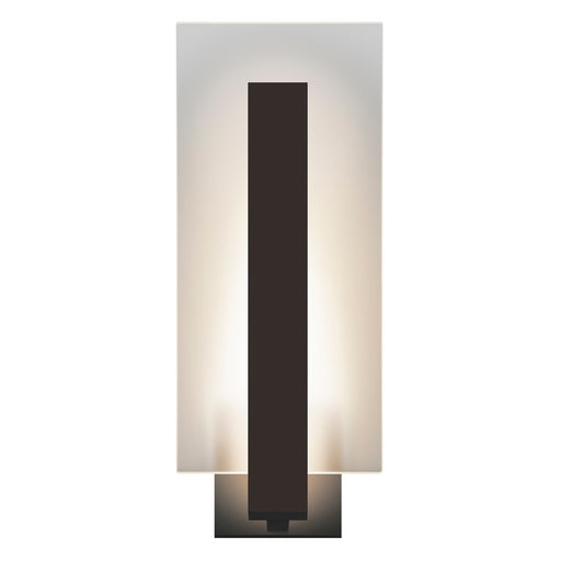 Midtown Tall Outdoor LED Wall Sconce - Bronze
