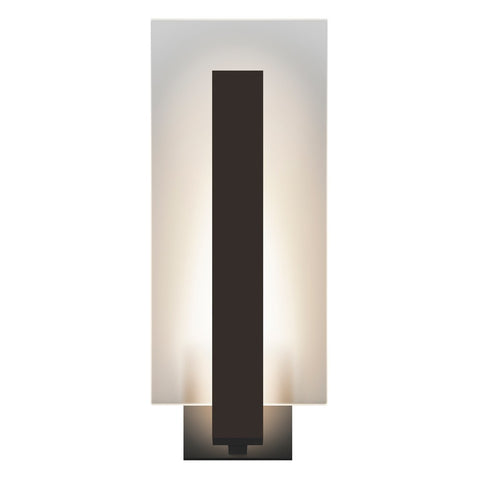 Midtown Tall Outdoor LED Wall Sconce