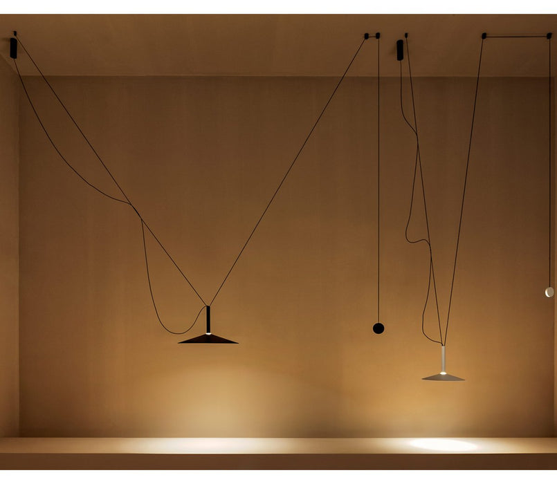 Milana Counterweight Pendant - Display