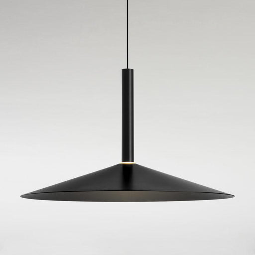 Milana Large Pendant - Black Finish
