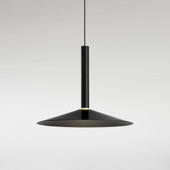 Milana Small Counterweight Pendant - Black Finish