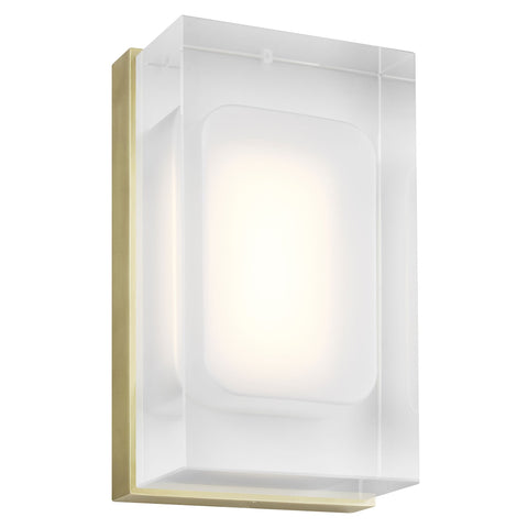 Milley Wall Sconce - Brass