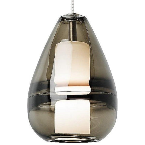 Mini Ella Kable Lite Pendant Light - Smoke