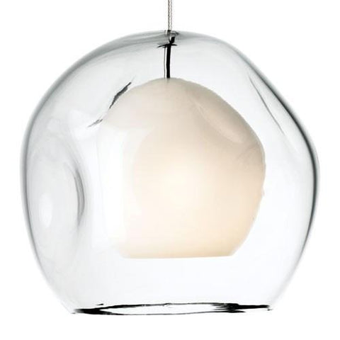 Mini Jasper Low Voltage Pendant Light - Clear