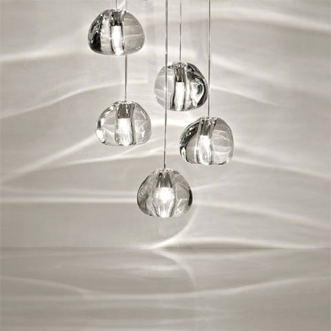Mizu 5 Light Pendant