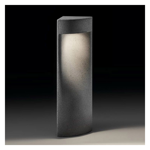 Moai Outdoor Bollard Light Large