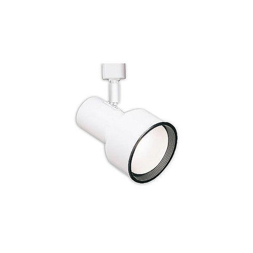White Model 703 Line Voltage Track Lighting - White