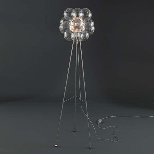 Molecule 38 FL 12 Floor Lamp
