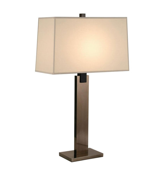 Monolith Table Lamp - Black Nickel