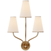 Montreuil Small Wall Sconce - Gild