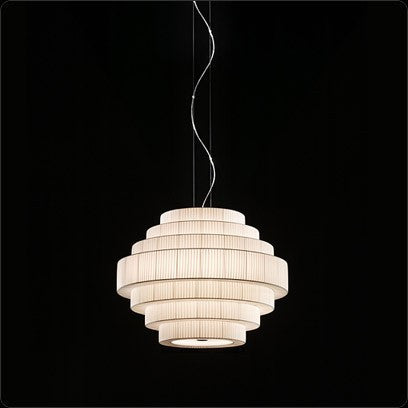 Mos 02 Pendant Light - Cream